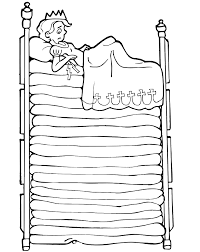 The Princess and the Pea Back Pain